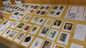 Cards with Europeana content for the session. By Platoniq on Pinterest CC-by-nc-sa