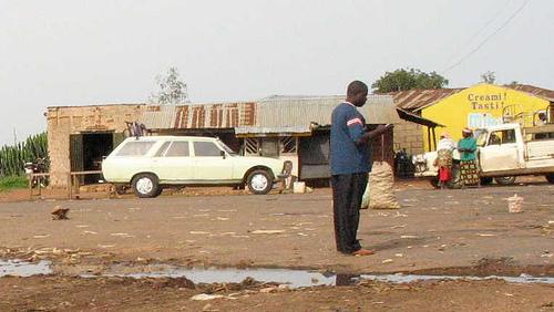 Buscando cobertura en Nigeria, foto publicada enFlickr por MikeBlyth con licencia by-nc-sa 2.0